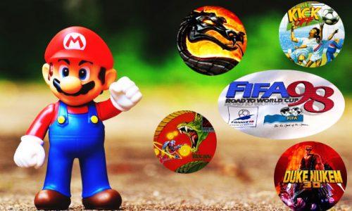 Videogame memorabili: FIFA 98 e altre perle