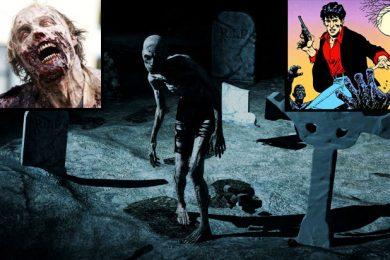 Zombie mania: i morti viventi conquistano i media