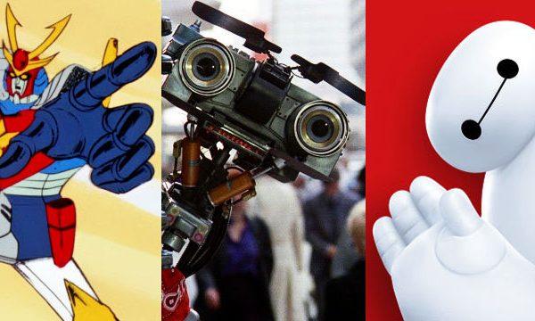 I robot che mi hanno conquistato in tv e al cinema