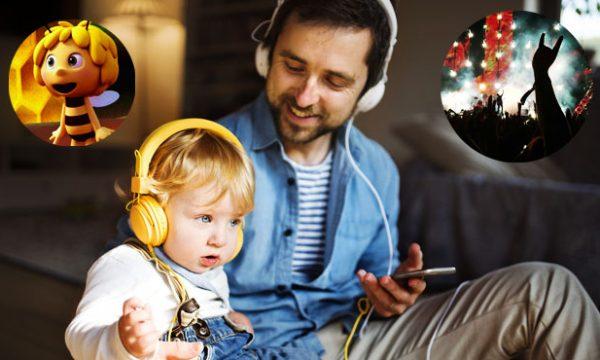 La mia famiglia a tempo di musica