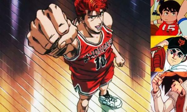 10 favolosi anime sportivi: li ricordate tutti?