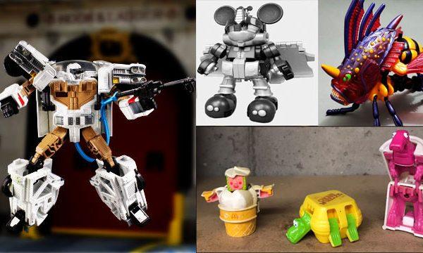 Transformers strani: brutti o meravigliosi?
