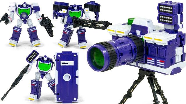 Transformers strani: Reflector