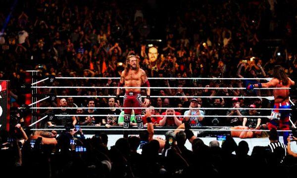 Edge è tornato: parliamo di wrestling?