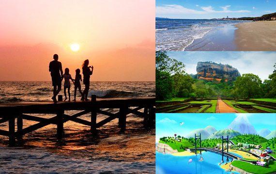7(+2) vacanze che vorrei fare con la mia famiglia