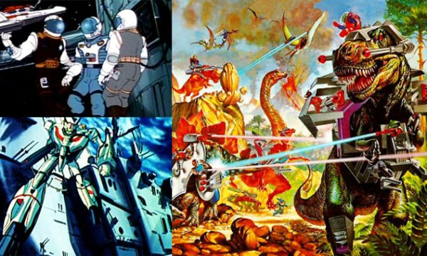 Dino Riders vs Starcom vs Robotech: chi vince?