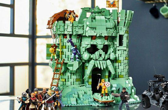 Mega Construx: come i Lego ma più fighi