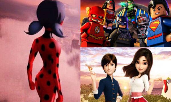 Film di animazione da vedere con i figli