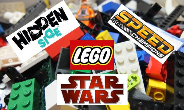 Set Lego: i miei magnifici 7