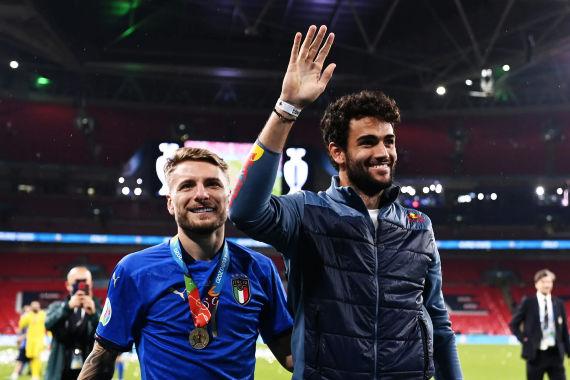 Euro 2020: Immobile e Berrettini