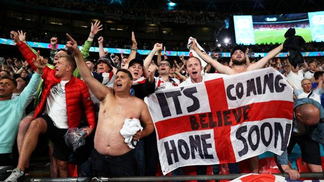 Euro 2020: #itscominghome? Nope!