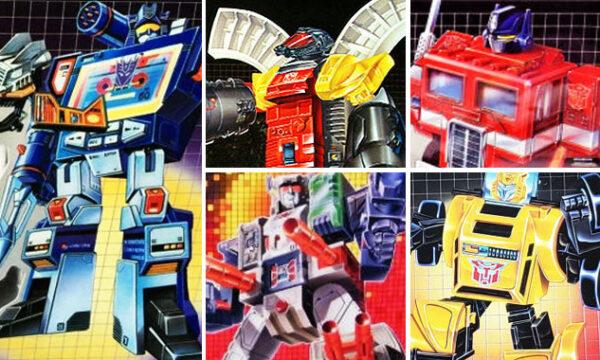 I Transformers preziosi sono l'apoteosi del rimpianto